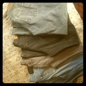 Bundle Pack Of 5 Jeans